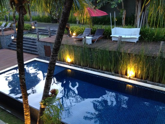 Abi Bali Resort & Villa : Big pool #1