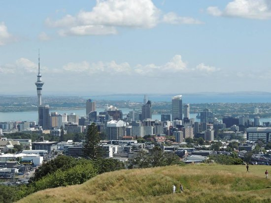 TIME Unlimited Tours: Auckland City