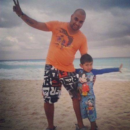 Grand Fiesta Americana Coral Beach Cancun: playa