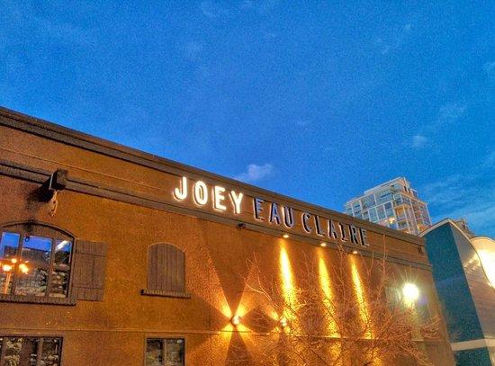 JOEY Eau Claire: Outside the building