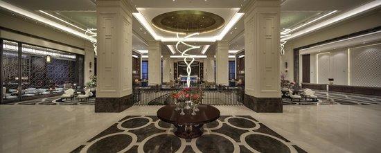 Hilton Istanbul Bomonti Lobby