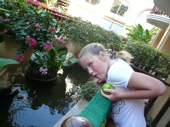 Phuket Graceland Resort & Spa : вид из лоджии