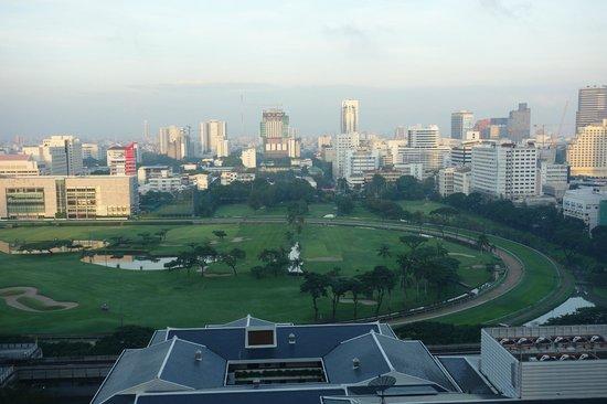 Hansar Bangkok Hotel: View from our Studio