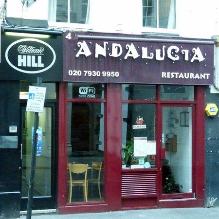 Andalucia Tapas Restaurant: Andalucia