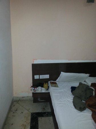 Hotel Jyoti Continental Agra: how very unclean