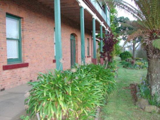 Kingsley House Olde World Accommodation: Historic accommodation in Longford