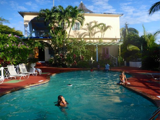 Hotel Pool Picture Of Rio Vista Resort Port Antonio Tripadvisor