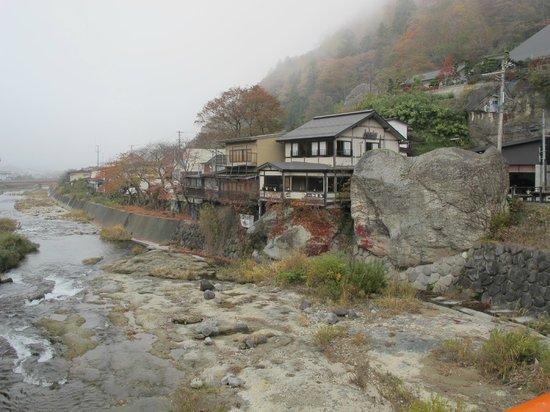 Risshaku-ji Temple: Tachiyagawa (Tachiya River), Yamadera.