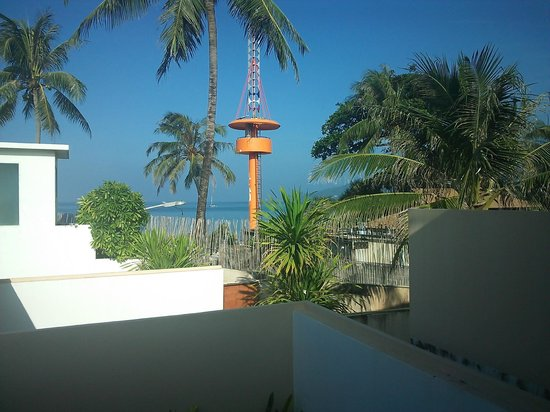 La Flora Resort Patong: ロフトからの眺め