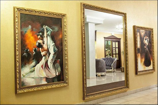 Hotel Lord: Hall