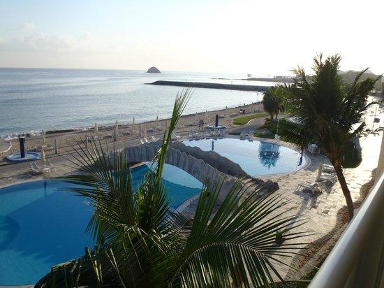 Radisson Blu Resort Fujairah: Pool