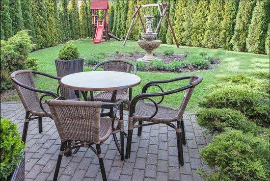 Hotel Lord: Garden
