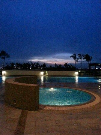 Renaissance Johor Bahru Hotel: Beautiful view
