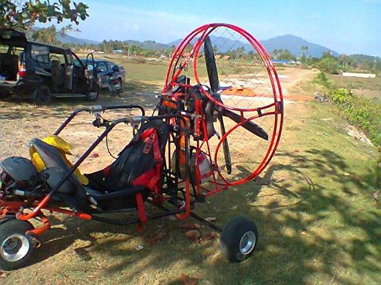 Langkawi Gliders: The flying machine