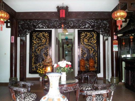 Thanh Binh II Hotel : lobby
