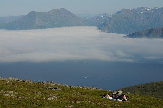 Skodje Municipality, Norway: Local walk