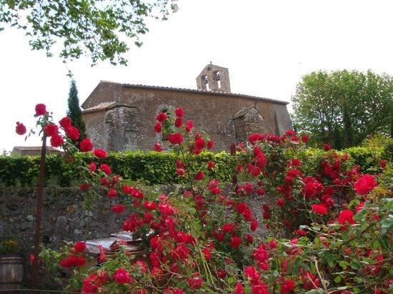 Cubieres-sur-Cinoble, France: eglise-abbaye de Cubieres sur Cinoble