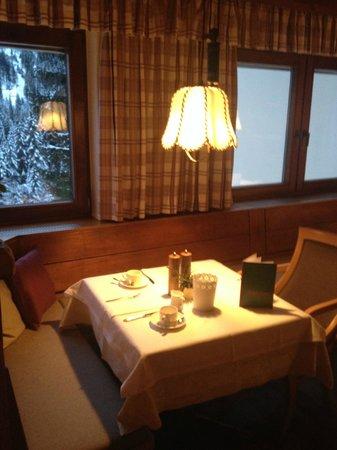 Hotel Kertess: Dining room