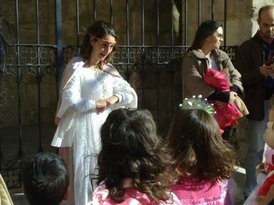 Puig, İspanya: Ruta Turística Caballeros y Princesas