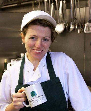 New Farm Restaurant: Jane Bond Chef Proprietor