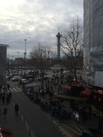 Royal Bastille: Вид из окна