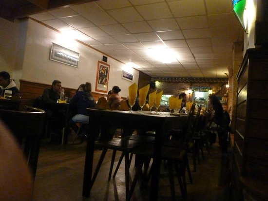 Carioca Restorante : la salle