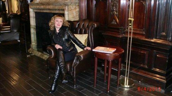 Grand Royale London Hyde Park: фойе отеля