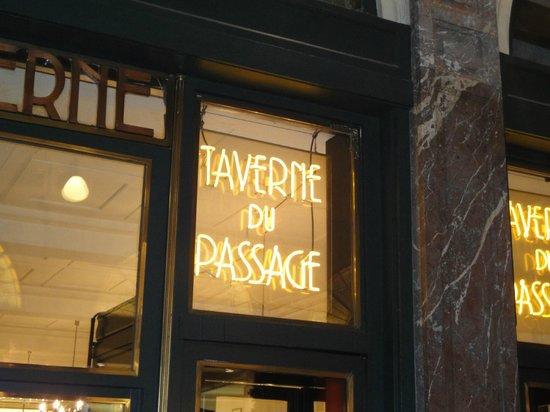 La Taverne du Passage : Taverna du Passage