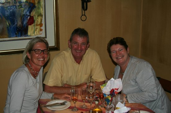 La Capannina: With Will & Anita Crocker