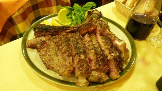 Osteria I Brincello: FIORENTINA