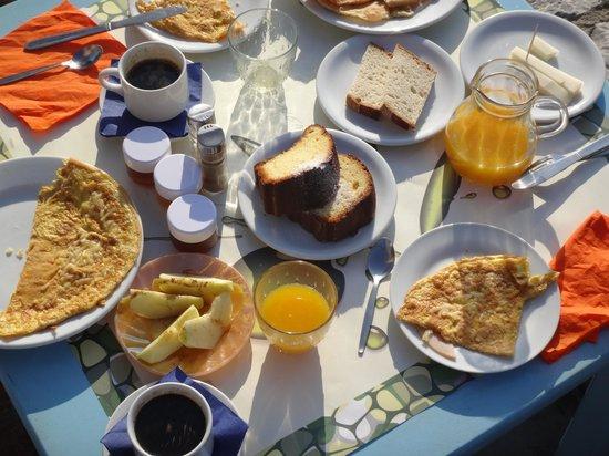 Elixirion: Petit déjeuner très copieux