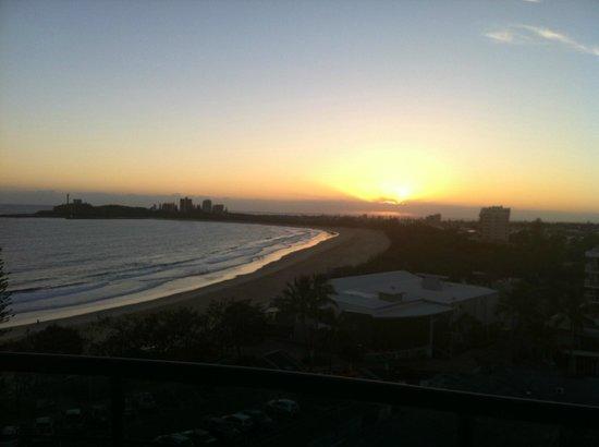 Landmark Resort: Good morning