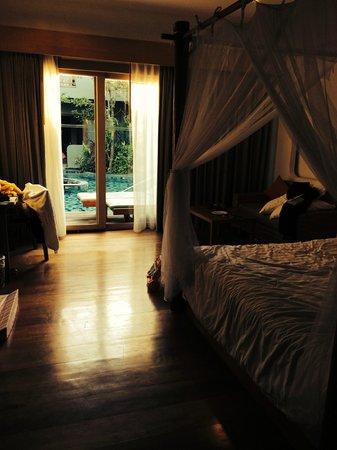 Metadee Resort and Villas : Pool access room