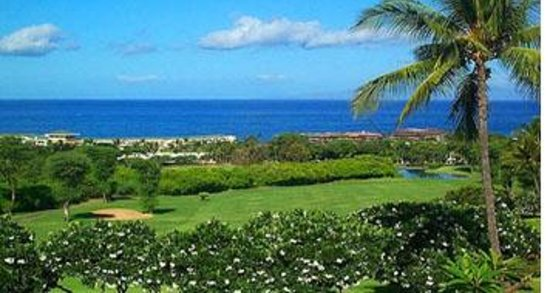 Wailea Ekolu Village Resort: view