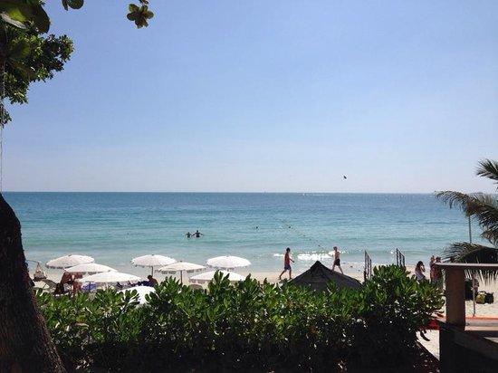 Sai Kaew Beach Resort: Пляж
