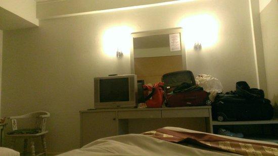 Hotel Beverly Plaza Pattaya : Room View