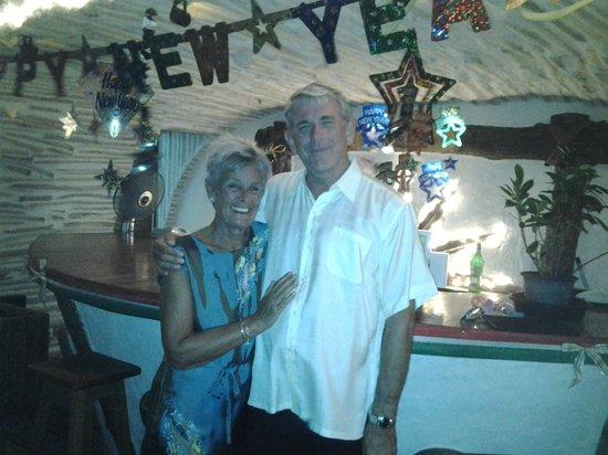 Reethi Beach Resort: Happy New Year
