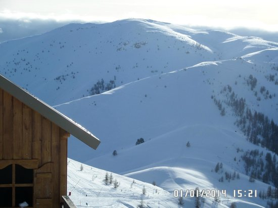 Residence Val d'Azur : la montagne