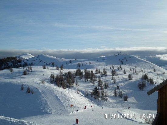 Residence Val d'Azur : Les pistes