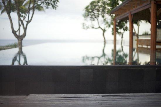 Pantai Lima Villas : The amazing pool