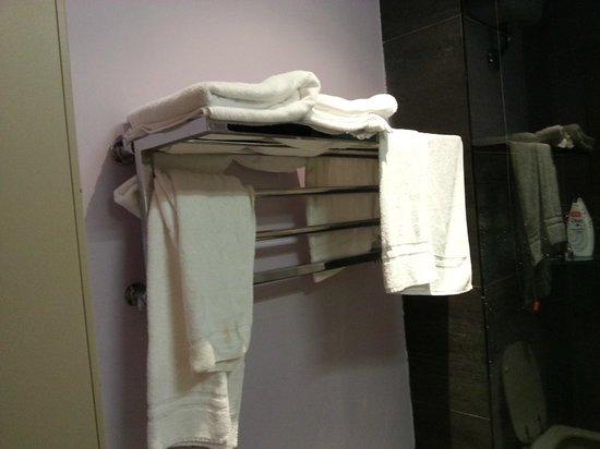 Leonardo Da Vinci : Potentissimo scalda asciugamani, GOOD!