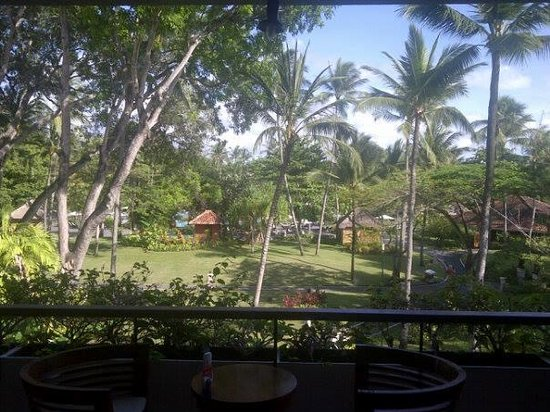 Melia Bali : Rom with a view