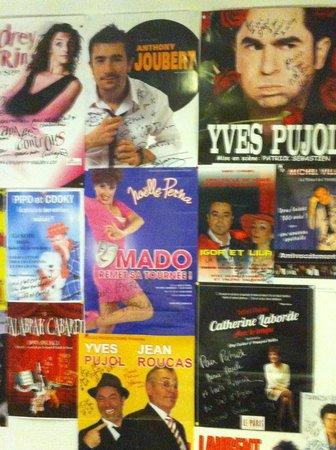 Residence Val d'Azur: De nombreux spectacles toutes l'année