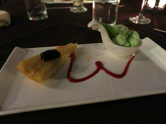 The Deck: The dessert