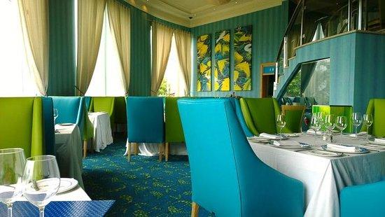 Aqua Restaurant: The Decor