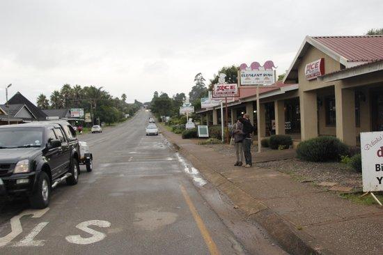 Log Cabin & Settlers Village : El pueblo