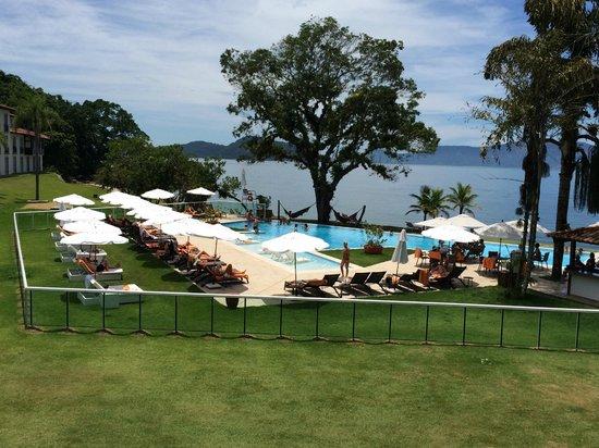 Club Med Rio Das Pedras: piscine calme