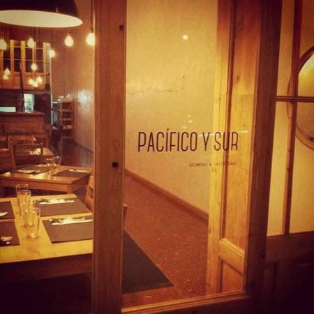 Photo of South American Restaurant Pacifico y Sur at Vallhonrat 19, Barcelona 08004, Spain