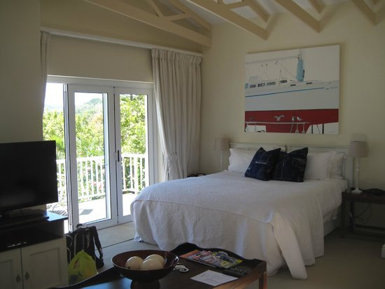 Amanzi Island Lodge : Garden room