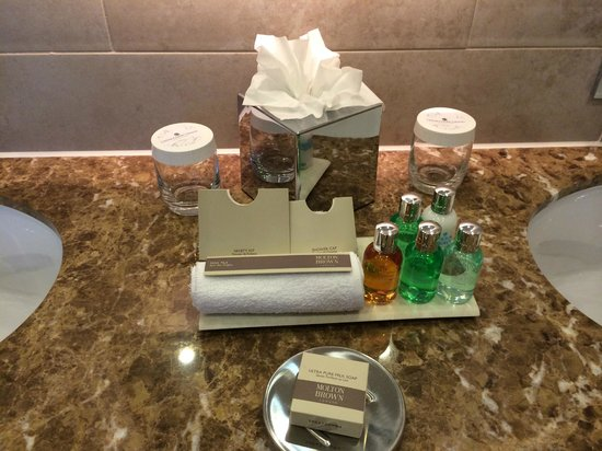 The Grand Hotel & Spa : Toiletries
